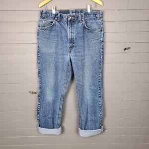 Vintage Levi's Orange Tab High Waisted Jeans